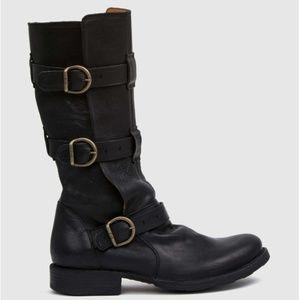 Fiorentini & Baker Eternity 3 Strap Boots 37 1/2 8